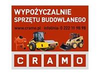 Cramo - wypożyczalnie sprzętu budowlanego