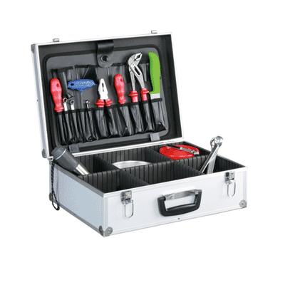 walizka na narzędzia dla elektryka na prezent